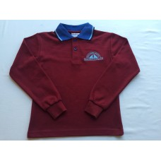 Gold Creek L/Sleeve Polo