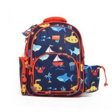 BACKPACK LARGE - ANCHORS AWAY