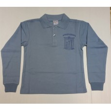 Ainslie Long/Sleeve Polo