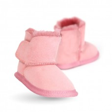 Baby Bootie Pink