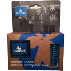 Moose Noose toddler safety harness - Blue