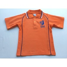 "Bonner Short/Sleeve polo ""Orange"""