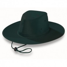 Bottle Green Hat