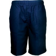 Straight Pocket Short-Navy
