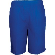 Straight Pocket Short-Royal