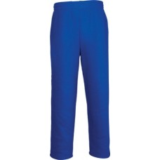 DOUBLE KNEE TRACK PANTS / Royal
