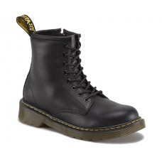 Delaney 1460 Softy T Black Leather Boots