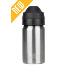 Brushed Stainless Steel 350mL