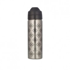 Large Insulated Drink Bottles- Cocoon Flower 600mL