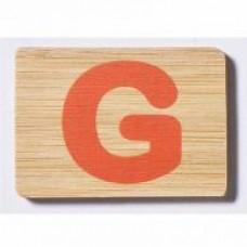 Bamboo Letter G
