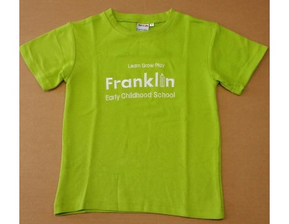 Franklin Lime Green S/S Polo