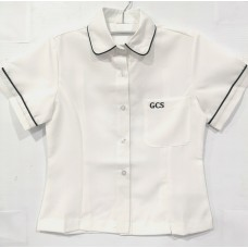 Gold Creek White Blouse Y7-Y10