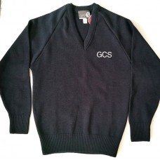 Gold Creek  V-neck Jumper