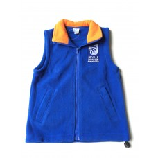 Bonner Royal Blue Vest