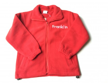 Franklin Fleece Jumper