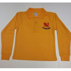 Lyneham Long/Sleeve Polo
