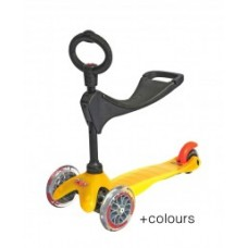 Mini Micro 3in1 Scooters for Preschoolers
