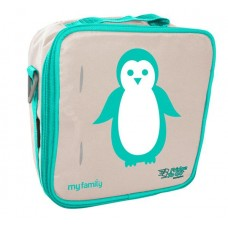 My Family Lunch Cooler Bags by Fridge To Go Penguin