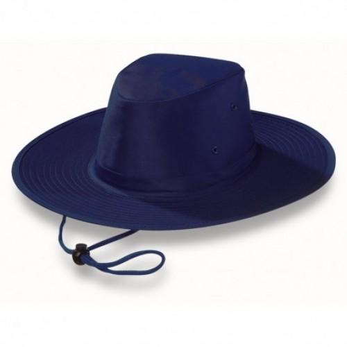 Navy Wide Brim Hat f8c7f85b057