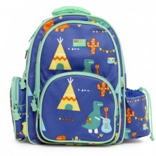 BACKPACK LARGE - DINO ROCK