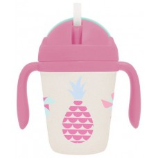 Sippy Cup - Pineapple Bunting