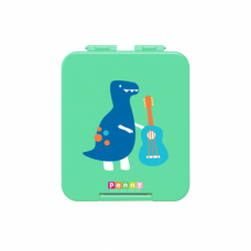 MINI BENTO BOX - DINO ROCK