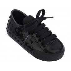 Mini Melissa Polibolha Black Gloss