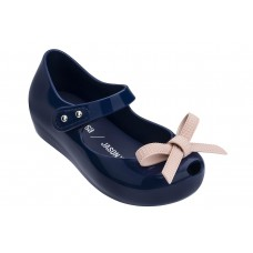 Mini Melissa Ultragirl Navy Gloss