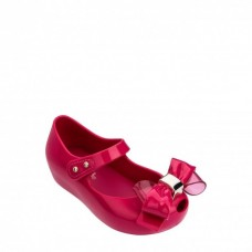 Mini Melissa Ultragirl Sweet Dark Pink Gloss