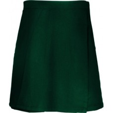 SKORT-BOTTLE GREEN