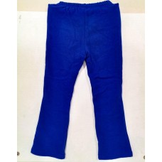 Bootleg Pants Royal/Fleece